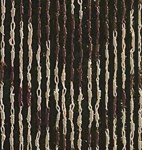 Vliegengordijn mais 2-kleur 90x200cm