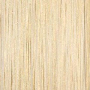 draadjesgordijn beige