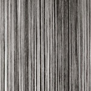draadjesgordijn zwart 400x300