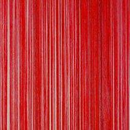 draadjesgordijn rood